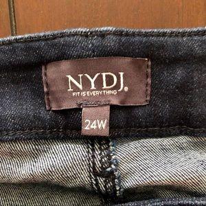 NYDJ mini bootcut jeans